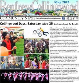 RCC News May 2013