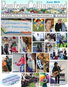 Renfrew-Collingwood Community News June 2013
