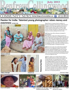 Read RCC News July 2013