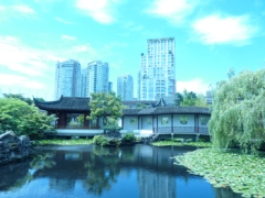 Dr. Sun Yat-Sen Classical Chinese Garden in Vancouver's Chinatown