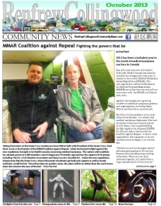 Renfrew-Collingwood Community News October 2013
