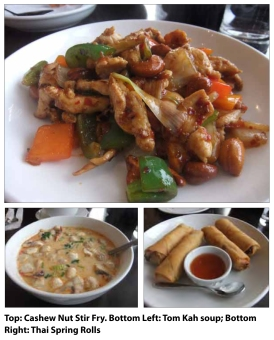 Thai Escape rocks! At Joyce and Wellington