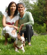Lotus Seed owners Amy and Van Loc