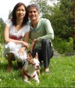 Lotus Seed owners Amy and Van Loc