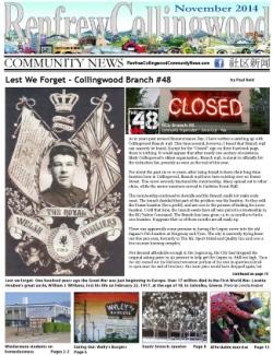 November 2014 RCCNews