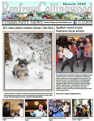 Renfrew-Collingwood Community News March 2015