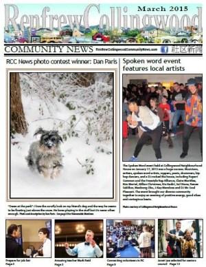 Renfrew-Collingwood Community News March 2015
