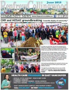 June 2015 RCC News