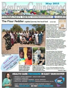 May 2015 issue of RCC News