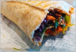 Go try the Spicy Thai burrito at Freshii and find out why this new healthy fast food chain is sweeping the planet.