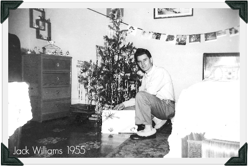1955 Jack Williams Apartment West 12th Ave