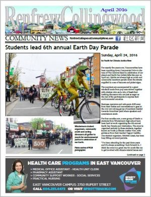 RCC News April 2016