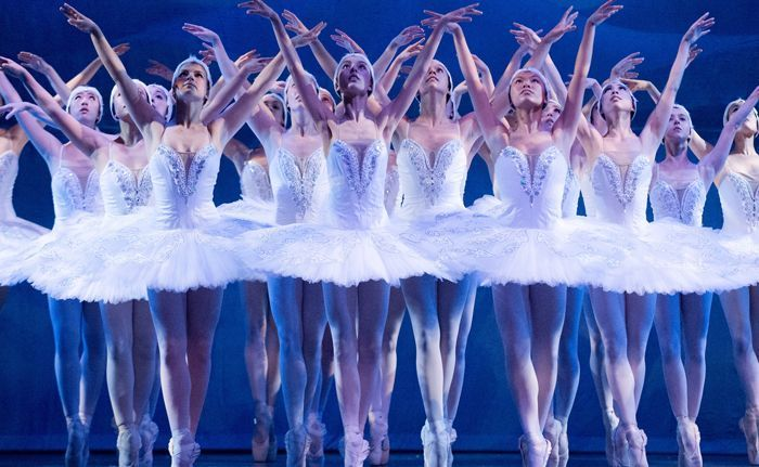 Swan Lake by Coastal City Ballet