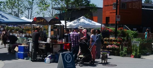RCC News River District Farmers Market Romers