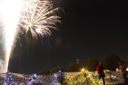 Moon Fest Fireworks