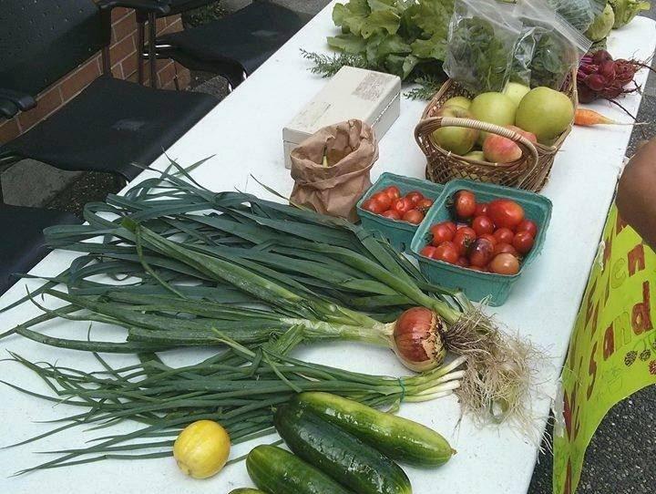 Windermere Garden market stall