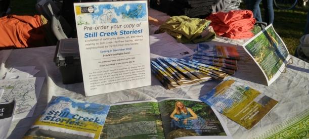 Still Creek Stories preorders