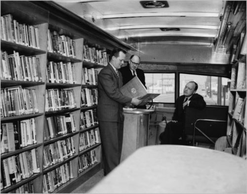 Collingwood Bookmobile