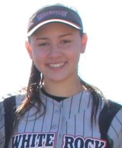 Kate Fergusson signs with SFU softball