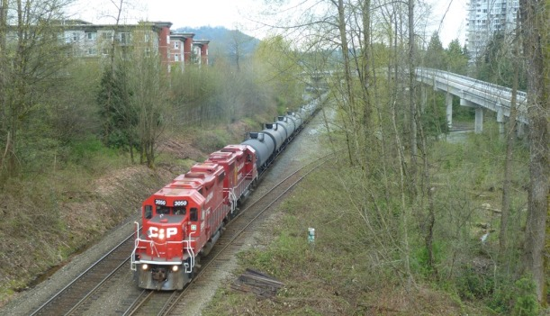 Port Moody Train