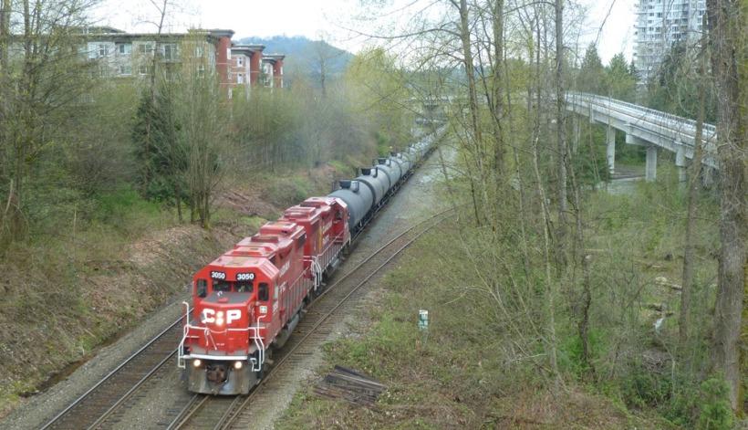 Port Moody Train