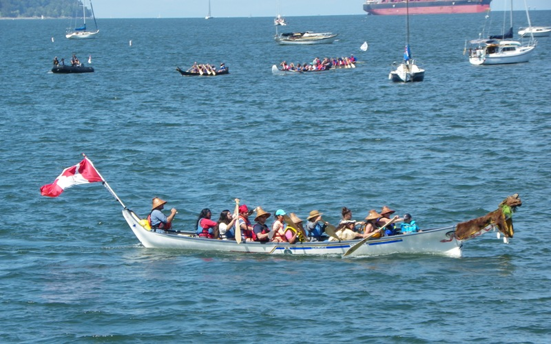 Canoe-journey