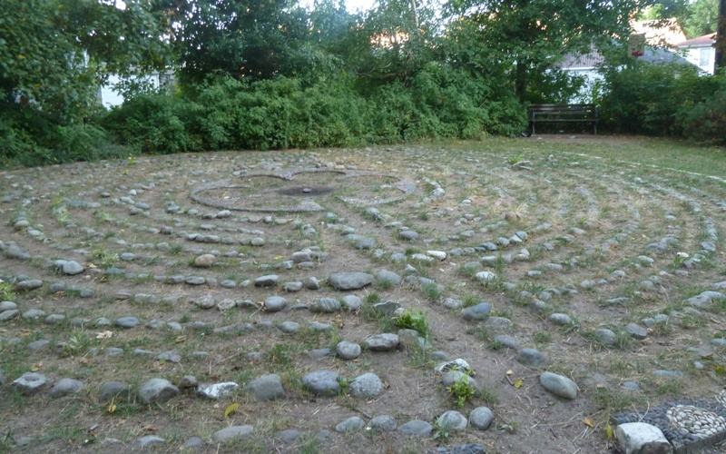 Renfrew Ravine Labyrinth