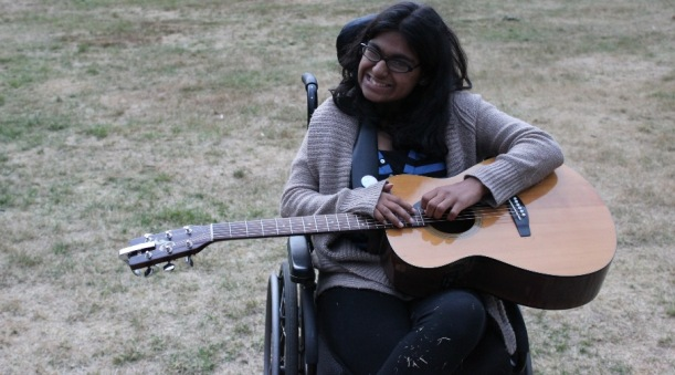 Mohini Takhar Easter Seals Camp