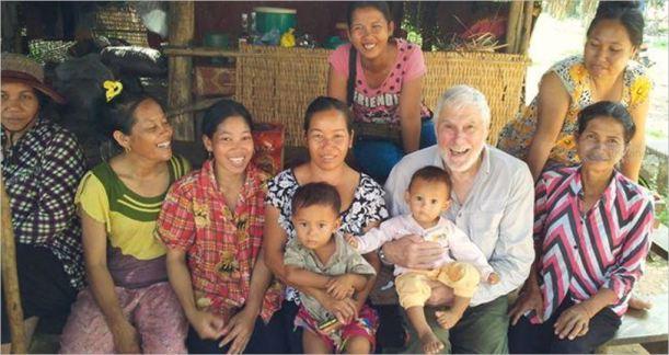 Cambodia Robert Edwards