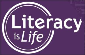 Literacy Is Life logo